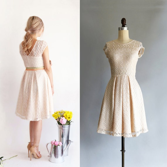 Vintage Inspired Cocktail Dress