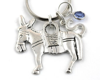 Large Donkey Key Ring f0ee10ff55