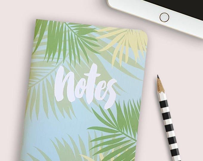 28 page Fern notebook
