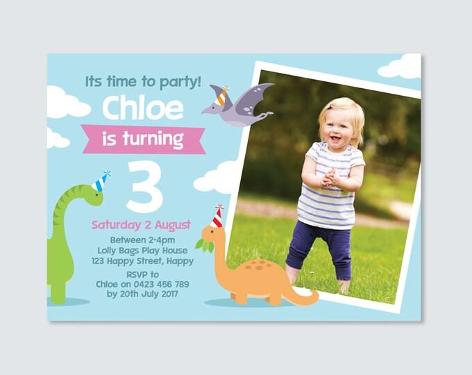 Invitation #IC017pink (digital file)