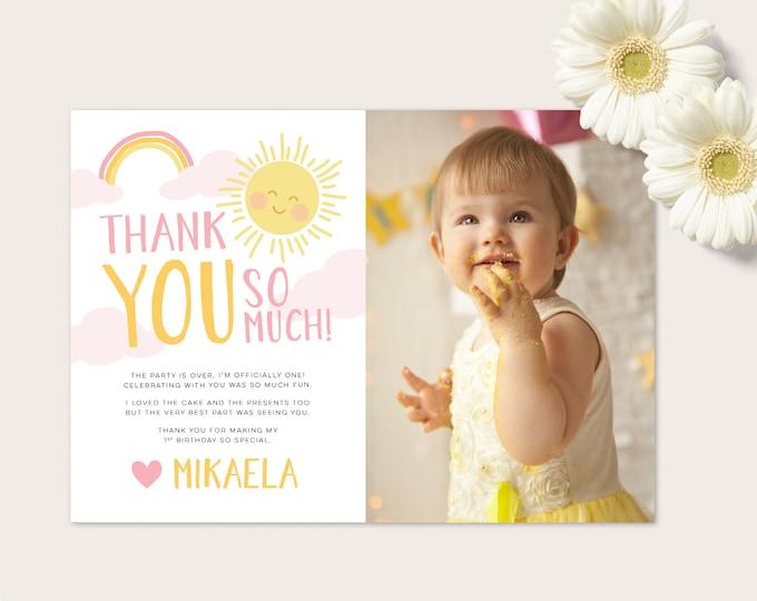 Thank You Card #IC020 (digital file)