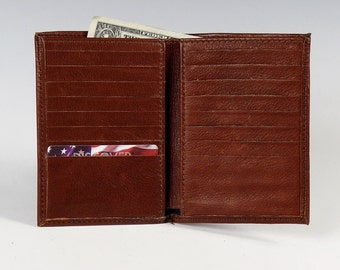 French Card Wallet