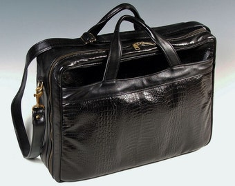 Laptop Briefcase - black
