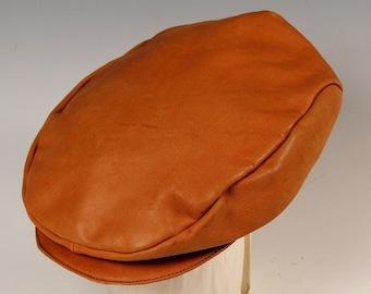 English Cap - light brown