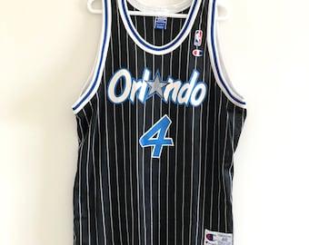Orlando Magic Vintage Champion Basketball Jersey a4dfb8a8cf37