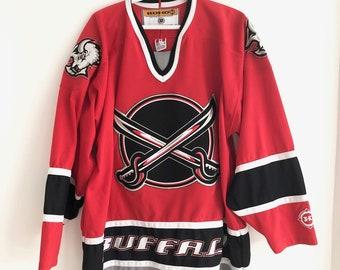 224afc45983 Buffalo Sabres Vintage Koho Alternate Hockey Jersey