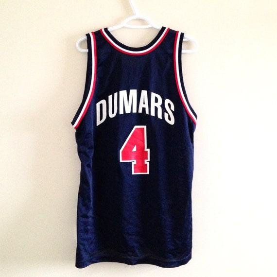 Joe Dumars USA Basketball Champion Basketball Jers
