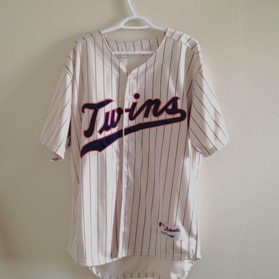 sale retailer 3060a d8e4d Minnesota Twins 50th Aniversary Authentic Baseball Jersey