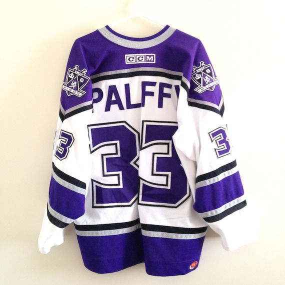 super popular 09e6d 12508 Los Angeles Kings Vintage CCM Hockey Jersey