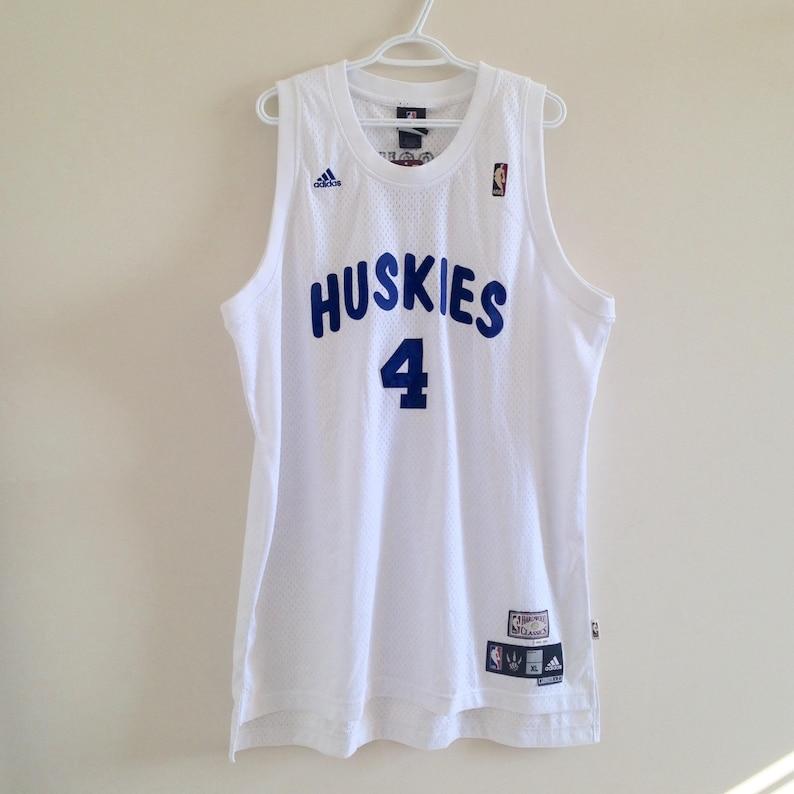 sports shoes 4a575 4f641 Toronto Huskies Adidas Basketball Jersey NWT
