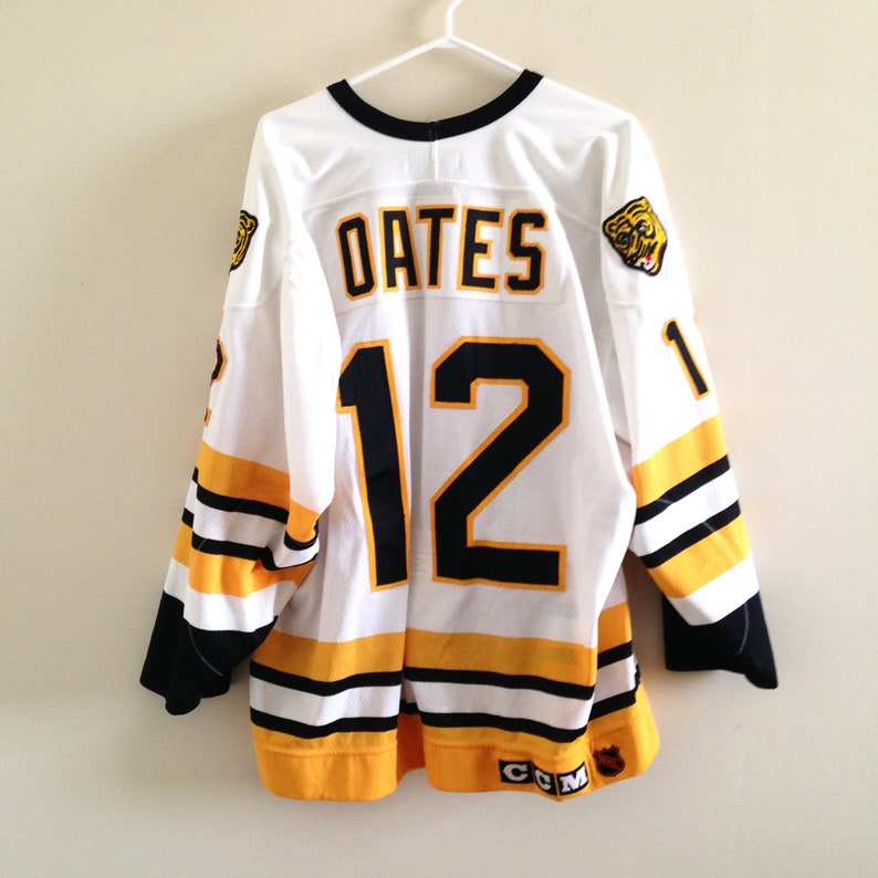 701f60a4023 Boston Bruins Vintage CCM Authentic Centre Ice Hockey Jersey | Etsy