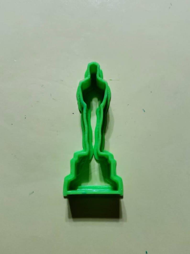 Oscar Trophy Cookie CutterAcademy Award Cookie CutterAward Cookie CutterFondantCandy