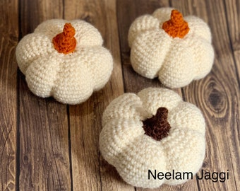 Pumpkin, halloween Pumpkin, Fall Pumpkin Decor, hand crocheted Pumpkins, Thanksgiving decor, farmhouse Pumpkin, stuffed pumpkin
