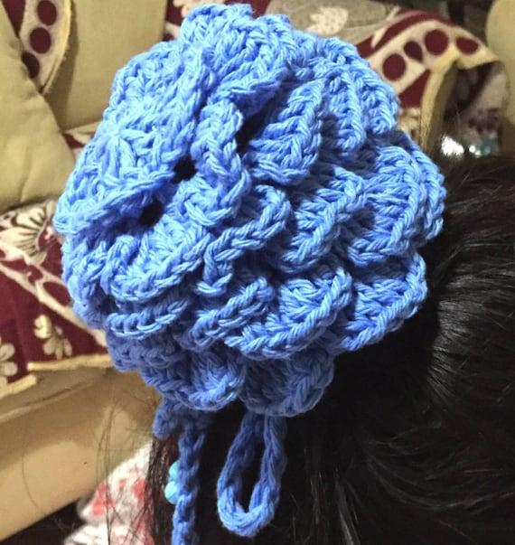 Crochet Bun Cover Pattern Ballet Dance Bun Holder Horse Etsy