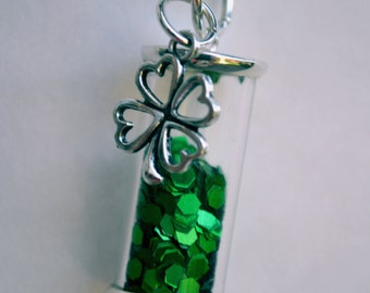 St. Patrick's Day Necklace Decoration Wear Green