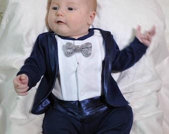 baby tuxedo etsy