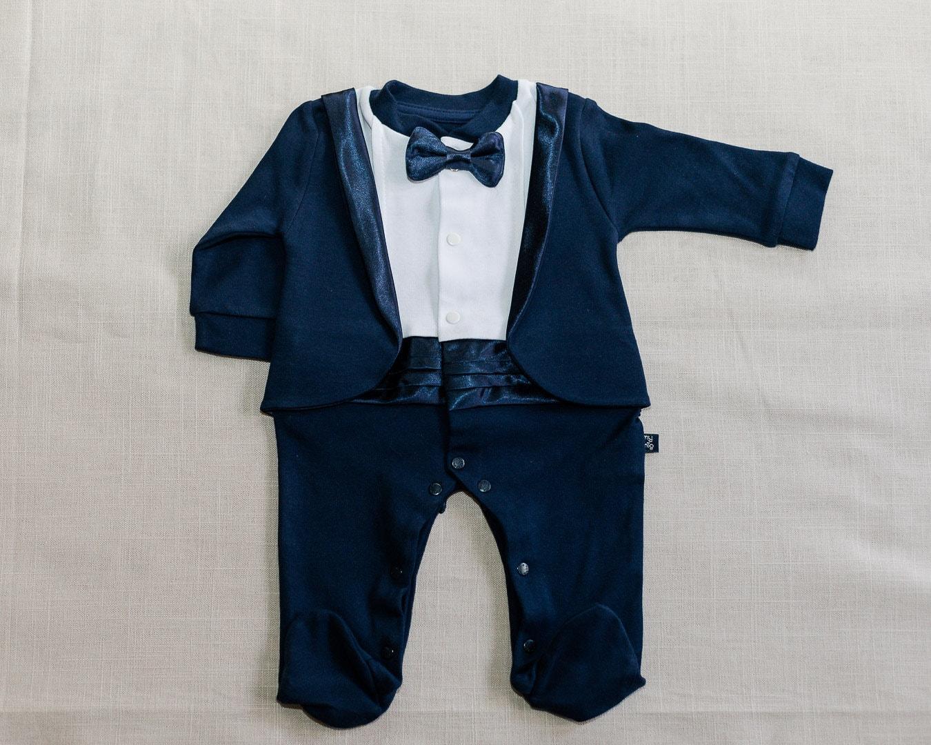 db79956f0 Baby wedding outfit baby tuxedo Newborn tuxedo baby boy   Etsy
