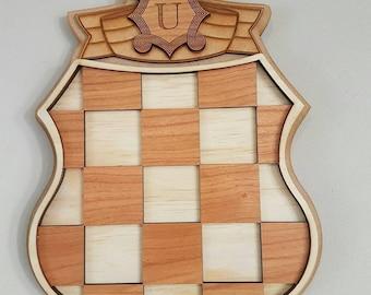Old Croatian Grb, Croatian coat of arms