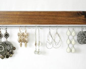 Earring Holder, Jewelry Organizer