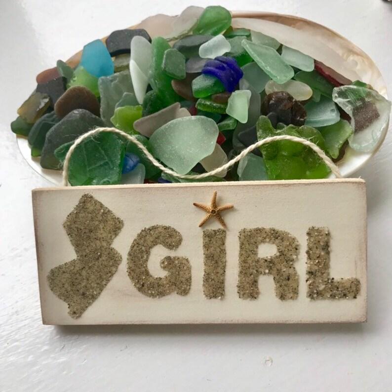 jersey girl art wood sign jersey art jersry girl ornament Jersey girl sign