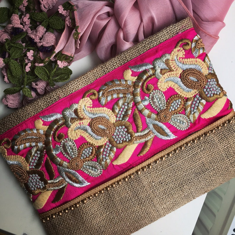 892e398a7 Bohemian clutch Womens handbag Ethnic Clutch Christmas | Etsy