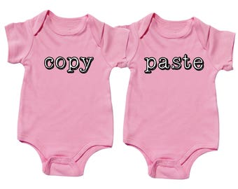 Twin Baby Girls, Copy Paste, Girl Twins, Twin Girls, sizes from 0 to 12 months, Twin Baby Girl Gifts