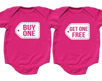 Twin Baby Girls, Buy One Get One Free, Girl Twins, Twin Girls, sizes from 0 to 12 months, Twin Baby Girl Gifts