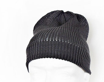 Mens and Womens Knitted Hat Fashion Retro Style Cambodia Silhouette Ski Hat for Men Women