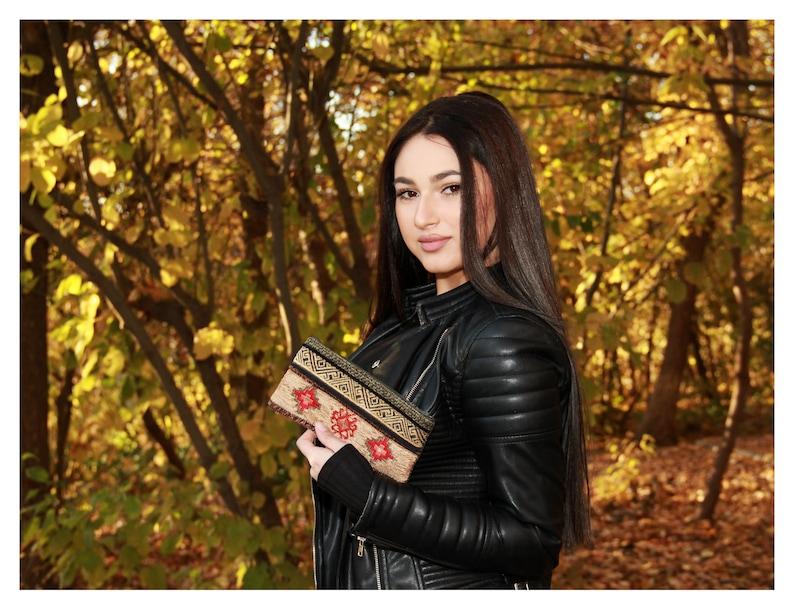 Rug Purse Women/'s Purse Gift For Her Coin Purse Mother/'s Day Gift Armenian Ethnic Purse Armenian Purse Fashion Purse