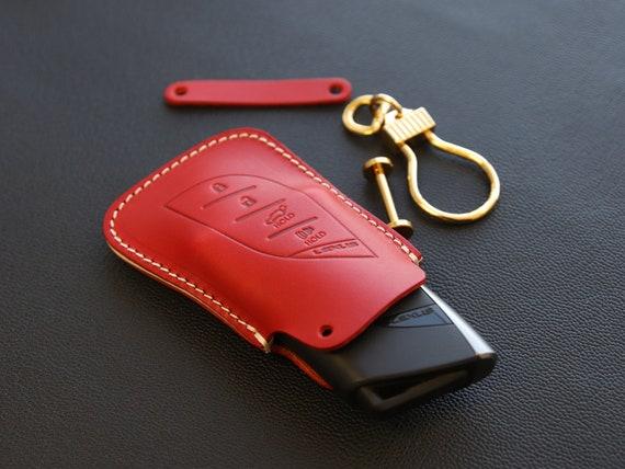 Personalized keychain. Lexus keychain keyring leather