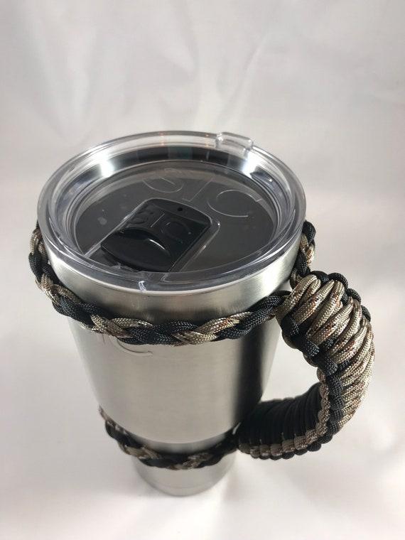 Paracord 30 oz Cup Handle, SIC, Yeti, Ozark Trail
