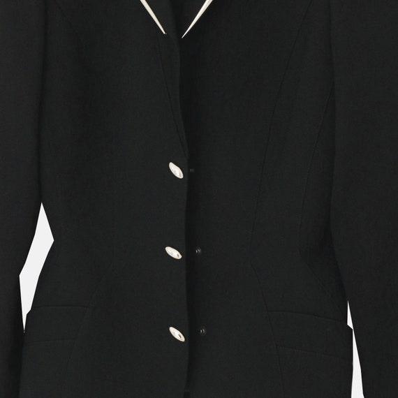 THIERRY MUGLER Vintage Futurstic Blazer Jacket - image 4