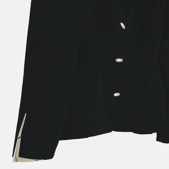 THIERRY MUGLER Vintage Futurstic Blazer Jacket - image 5