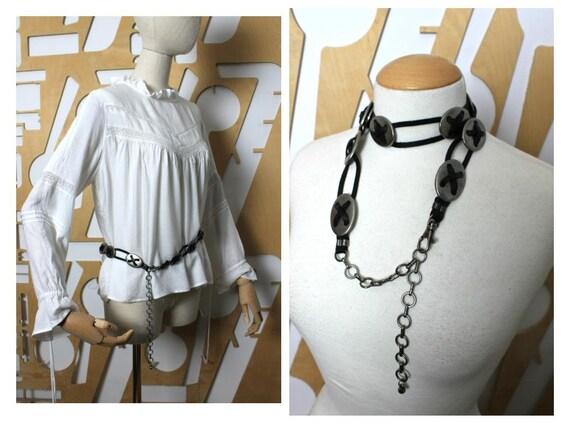 Leather belt, Womens leather belt, Black belt, Bla