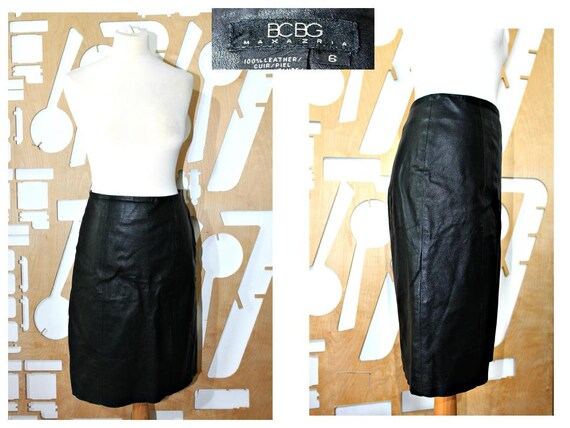38cddd813d9 Leather skirt Designer skirt Midi skirt Pencil skirt High