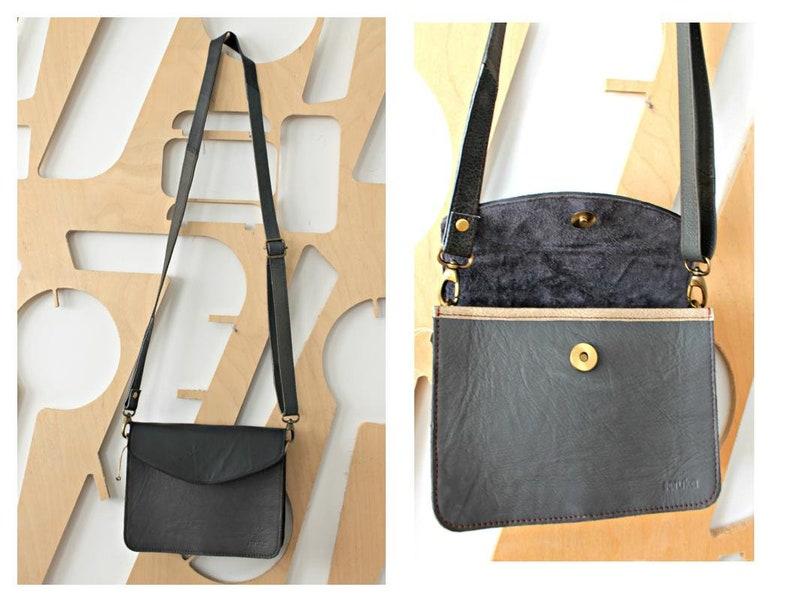 a1a3e3508b6c Leather Bag Crossbody bag Shoulder bag Messenger bag Leather