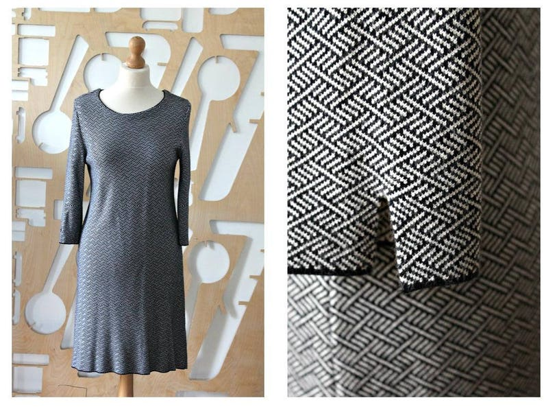 481cbdb882e Winter dress Knit dress Bodycon Dress Japanese dress Midi