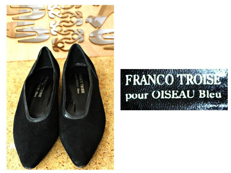 ff5cc7140dec1 Designer-Schuhe italienische Schuhe Lederschuhe Made in Italy  Leder-Wohnungen Suede Schuhe Pumps Größe 38 Hochzeitspumpen Goth Steampunk  Boho Formal