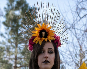 The Leo Headdress