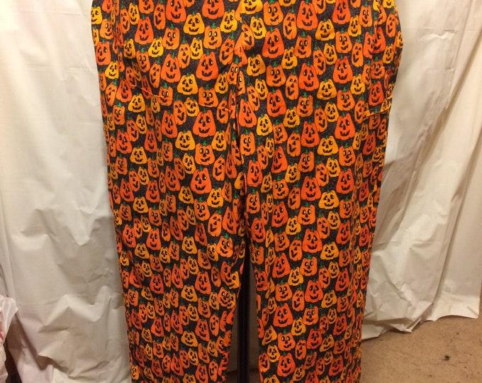 Halloween/Fall Pajama/Lounge Pants