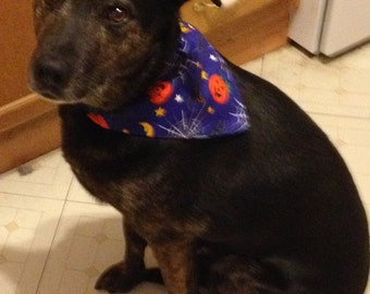 Halloween Dog Bandanas