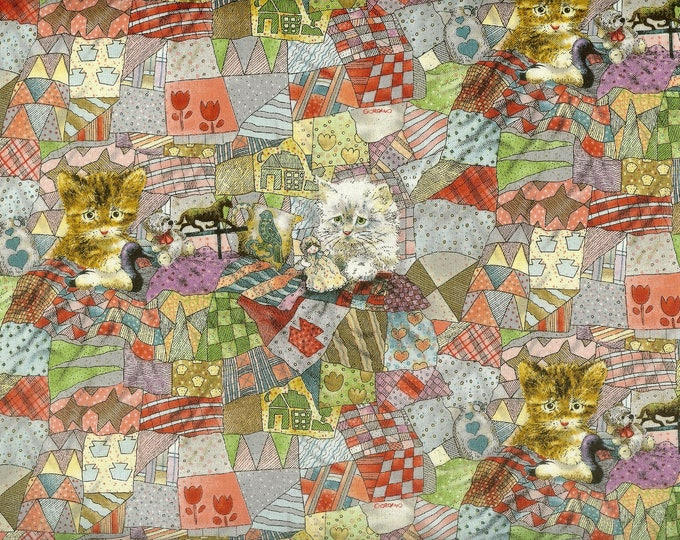 Quilted Kitties   #88
