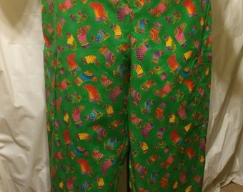 Christmas/ Hanukkah lounge pants