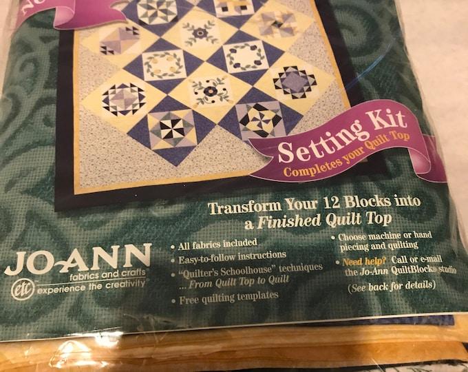 Century Quilt- Quilt top kit