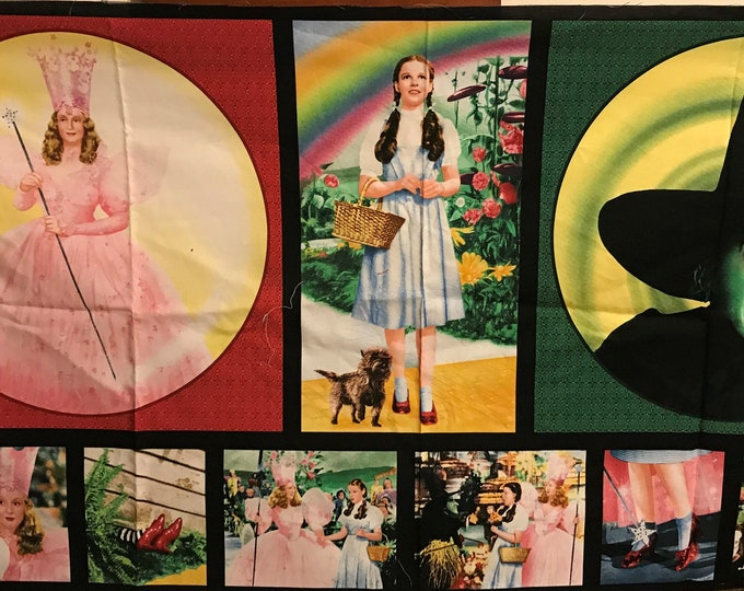 Wizard of Oz quilt kit
