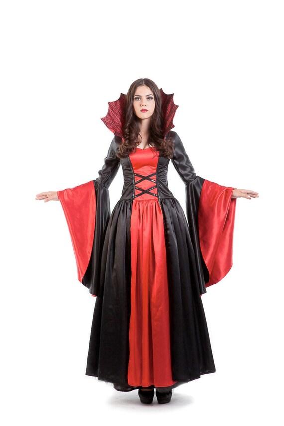 6b9cf6acf65ec Vampire Costume - Women's -