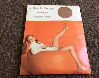 Vintage Le Bourget Pantyhose