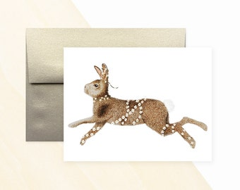 Rabbit Greeting Card, Greeting Card Messages, Send A Birthday Card, Easter Card, Easter Greeting Cards,