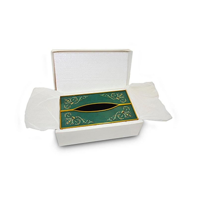 Rectangular Tissue Box Cover Holder Persian Classic Design Home Organization Storage Tissue holder