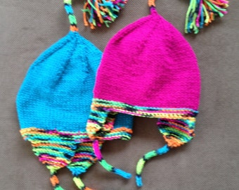 Ear Flap Hat For Toddlers